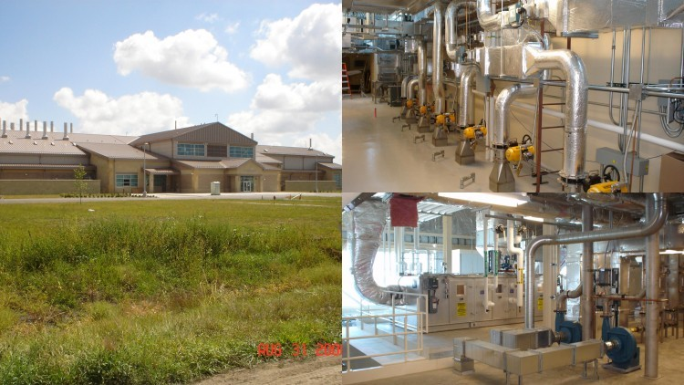 USDA BSL-3 Ag Large Animal Facility - Ames, Iowa